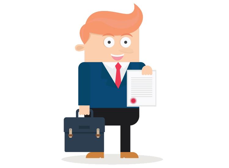 Signer contrat moyen de paiement en ligne